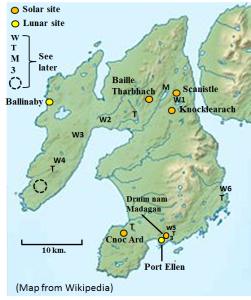 1. Islay +Sun  Moon (Wikipedia)
